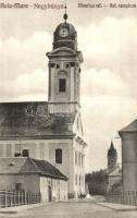 Nagybánya, Baia Mare; Református templom / Calvinist church