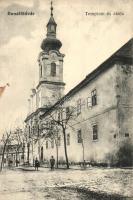 Dunaföldvár, Templom és zárda, Szent Ferencrend kiadása (EK)