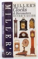 Millers clock and barometers buyers guide. Óra és barométer katalógus árakkal. London, 1997. Reed