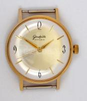 Glashütte gyöngyház számlapos, mechanikus óra. Jól jár. Szép állapotban / Mechanic watch works well