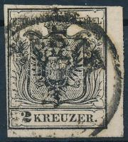 1850 2kr PESTH