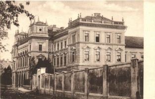 Komárom, Komárno; Kerületi bíróság / district court 1938 Komárom visszatért So. Stpl
