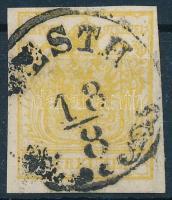 1850 1kr PESTH