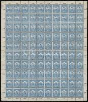 1913 Turul 25f hajtott teljes ív (60.000)