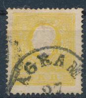 1858 2kr AGRAM