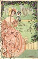 Lady, B.K.W.I. 656-6. s: Mia Witt (EK)