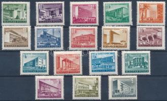 1951/1953 Épületek (I.) sor (8.000)