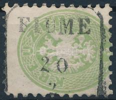1864 3kr FIUME