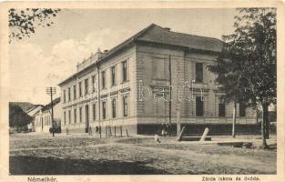 Németkér, Zárda, iskola és óvoda (EK)