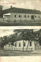 Kismarja, Községháza, Óvoda (Rb)