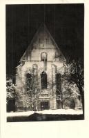 Kolozsvár, Cluj; Farkas utcai református templom / church