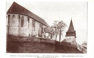 Miskolc, Avasi református templom
