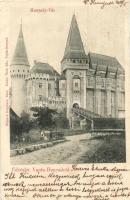 Vajdahunyad, Hunedoara; vár. Tóth Ede kiadása / castle (EB)