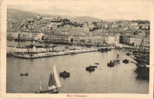 Trieste, Molo Giuseppina (non PC)
