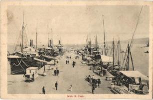 Trieste, Molo S. Carlo (non PC)
