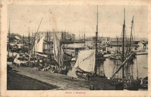 Trieste, Porto e Stazione (non PC) (fl)