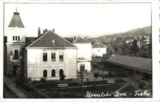 Tuzla, Hrvatski Dom / Croatian House