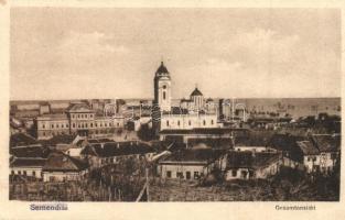 Szendrő, Semendria, Smederevo; Hram Svetog Dorda / Szent György templom / Church of St. George (EK)
