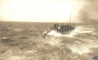 Hochseetorpedoboot / Phot. Alois Beer, Verlag F. W. Schrinner 1914 / K.u.K. Kriegsmarine, torpedo boat