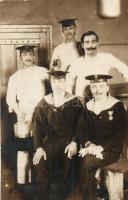 K.u.K. Kriegsmarine, mariners, group photo (EB)