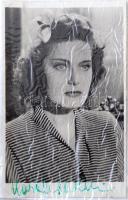 Karády Katalin (1910-1990) színésznő aláírt fotója