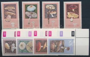 1987-1988 Mushroom 2 sets 1987-1988 Gomba 2 sor