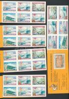 1969 Balaton 5 db bélyegfüzet (10.000)