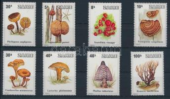 1979 Gomba sor Mi 597-604