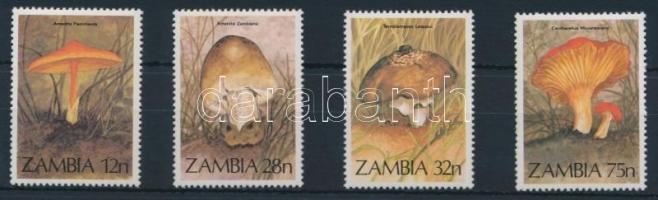 1984 Gomba sor Mi 325-328