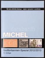 MICHEL Nagy-Britannia special katalógus 2012/2013 jó állapotban