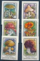1986 Gombák (II.) vágott sor (3.800)