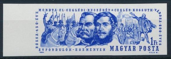 1964 Évfordulók-események (II.) - Cegléd 600 éves vágott ívszéli érték
