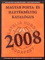 Magyar posta- és illetékbélyeg katalógus 2008 (jó állapotban)