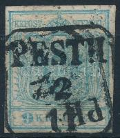 1850 9kr HP I. PESTH