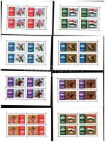 Blokkgyűjtemény 1961-1999 borítékokban (103.600)