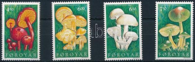 Gomba sor Mushroom set