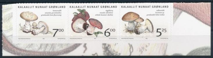 Gomba öntapadós sor Mushrooms self-adhesive set