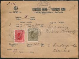 Money Order to Budapest, Pénzeslevél Budapestre
