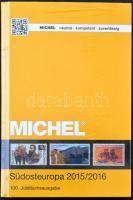 Michel Délkelet Európa katalógus 2015/2016 Európa 4. kötet új állapotban