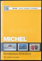 Michel Észak Európa katalógus 2015/2016 Európa 5. kötet új állapotban