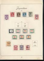 SHS 1918 16 klf bélyeg (*44.200)