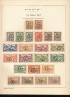 Debrecen II. 1920 23 klf bélyeg (*13.400)