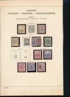 Debrecen I. 1919 11 klf bélyeg (*86.200)