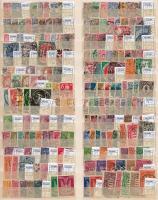 Deutsches Reich Kb. 49 db sor + 40 önálló érték A/4 berakólapon (Mi EUR 2099,80