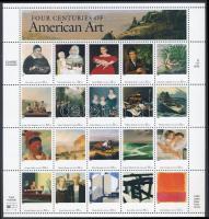 1998 Festmények teljes ív Mi 3007-3026