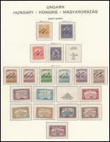 Bánát-Bácska 1919 18 klf bélyeg (**63.900)