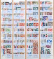 Lengyelország Kb. 2567 klf bélyeg 14 berakólapon
