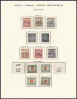 Bánát-Bácska 1919 10 klf bélyeg (**50.400)