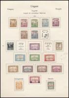 Szeged 1919 19 klf bélyeg (*62.200)