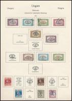 Debrecen I. 1919 14 klf bélyeg (**55.600)